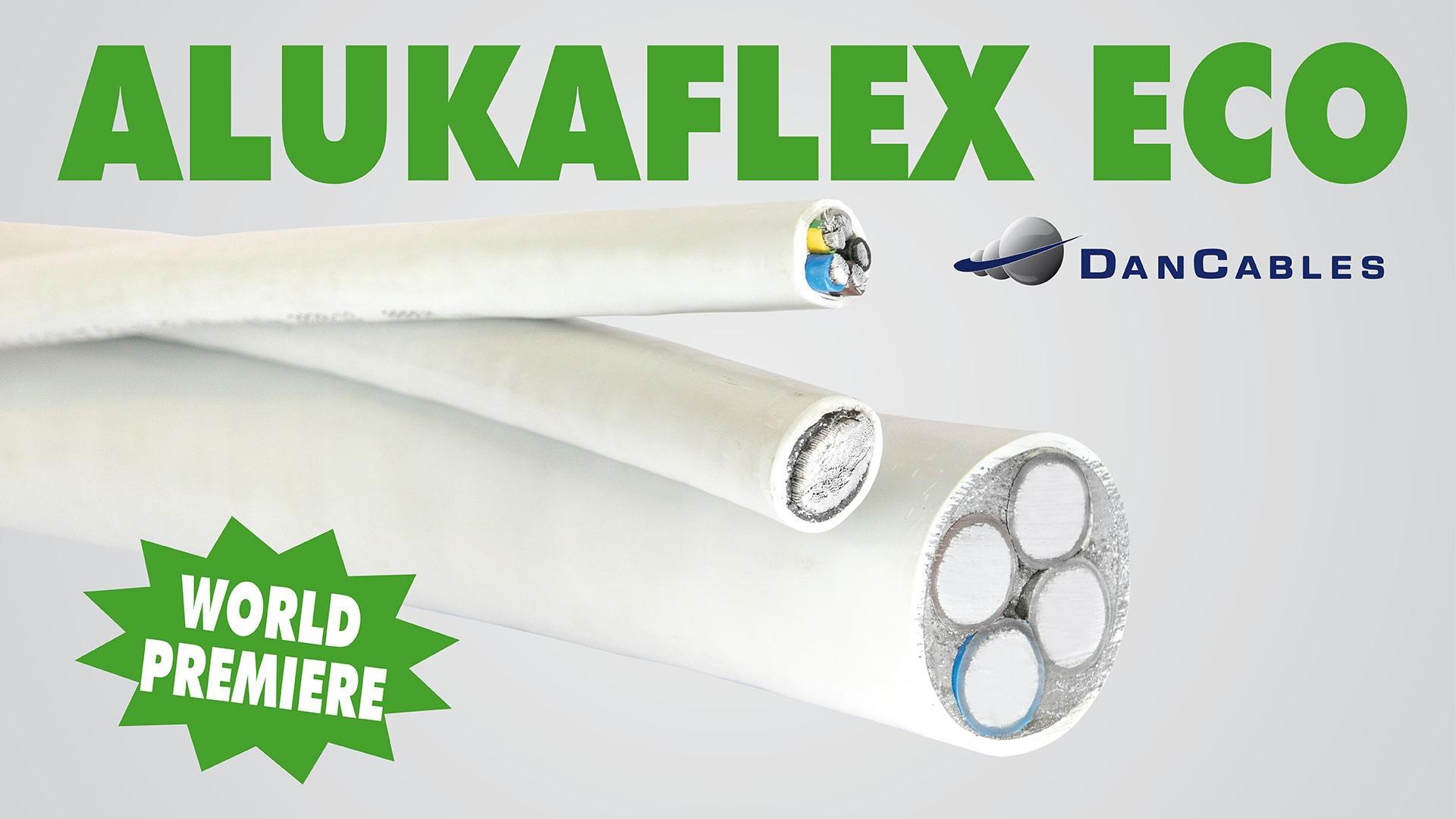 Alukaflex ECO installationskabel fra DanCables