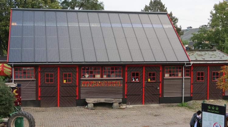 Christiania er solcelle-frontløber