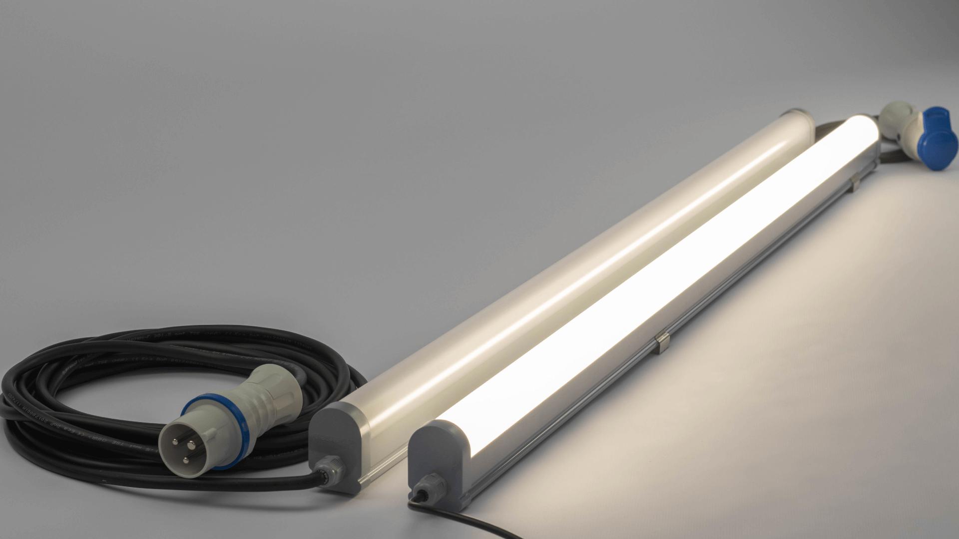 LED Worklight kædearmatur-30W fra DanCables