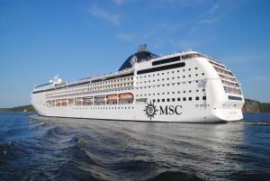 MSC cruise boat2