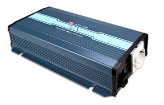 NTS-750 DC/AC Inverter med Sinus udgang fra MEAN WELL. Forhandler er Power Technic. Ring 70 208 210