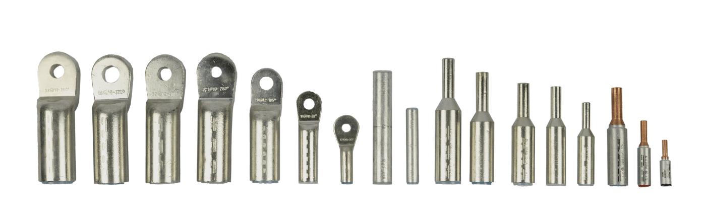 Kabelsko, presforbindere mm i aluminium