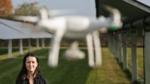 Droner skal finde defekte solceller