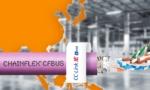 Meget fleksible Ethernet-kabler til e-chains