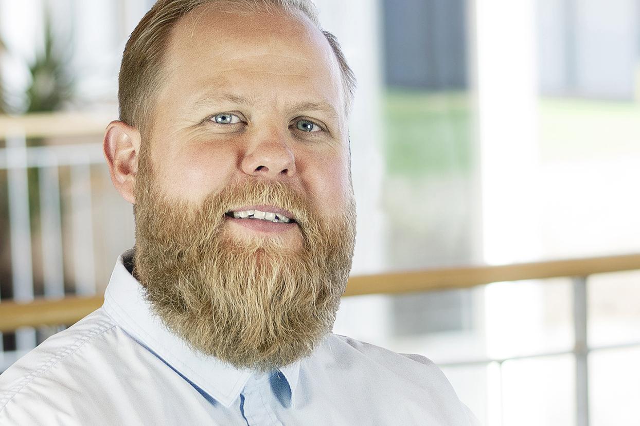 Cabicon a/s el-tekniske produkter Lars Hansen produktansvarlig