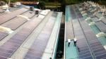 Arbejdstøj produceret med solenergi