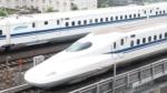 Snegl fik kål på japansk supertog