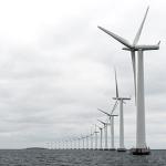 Kaprer vindmøller vind fra hinanden?