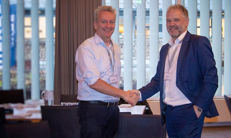 Harting Danmark og Wexøe A/S indgår samarbejdsaftale